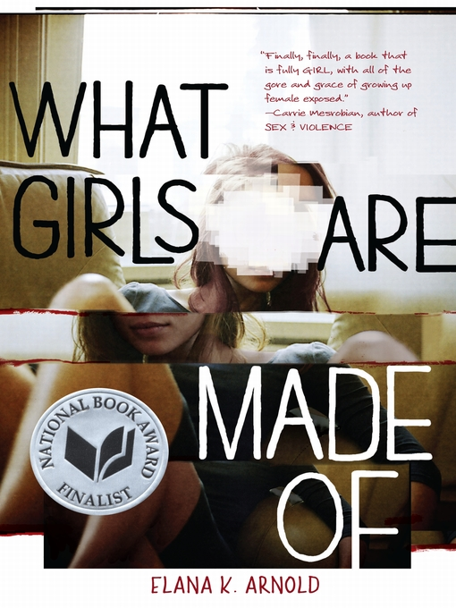 Cover image for book: What Girls Are Made Of